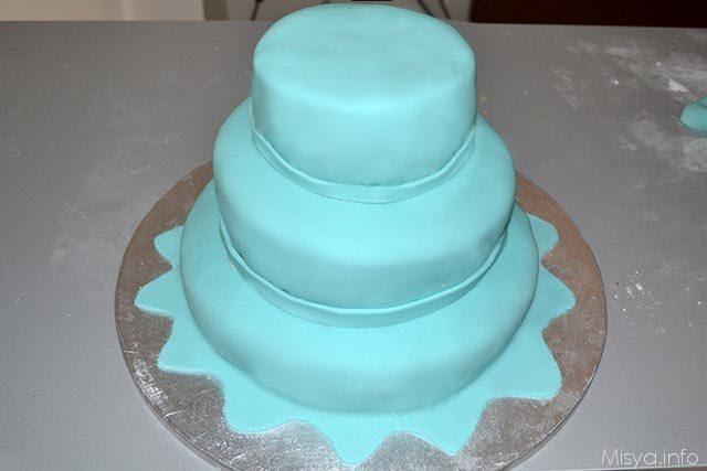 torta a 3 piani di nemo 30