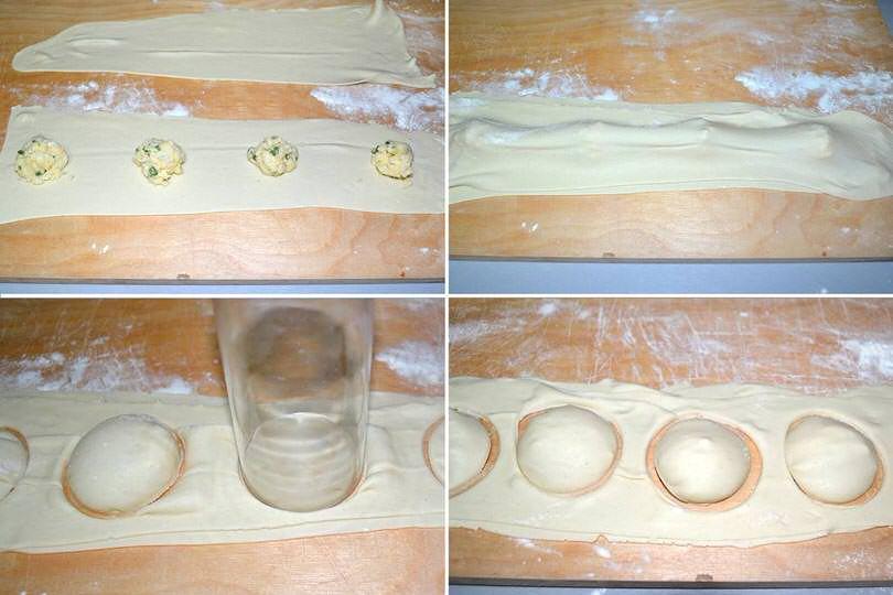 3 formare ravioli