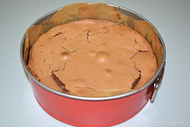 Cheesecake al cioccolato e zenzero 10