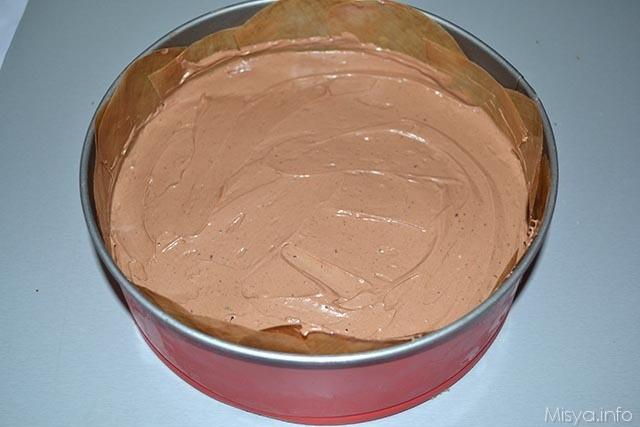 Cheesecake al cioccolato e zenzero 9