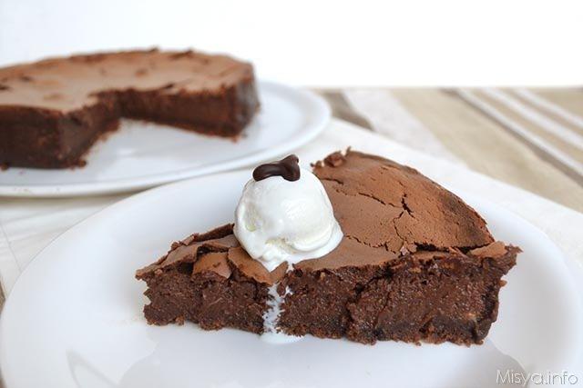 Cheesecake cioccolato e zenzero