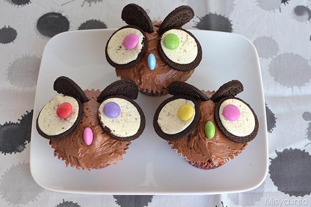 Cupcakes gufetto