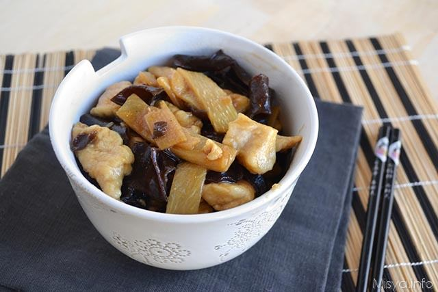 Cucina cinese ricette e menu base ricette casalinghe - Cucina con misya ...