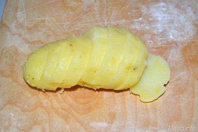Rosticciata di carne e patate 2