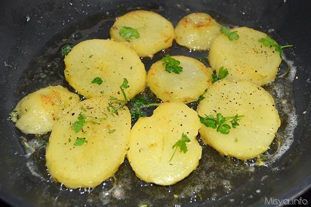 Rosticciata di carne e patate 7