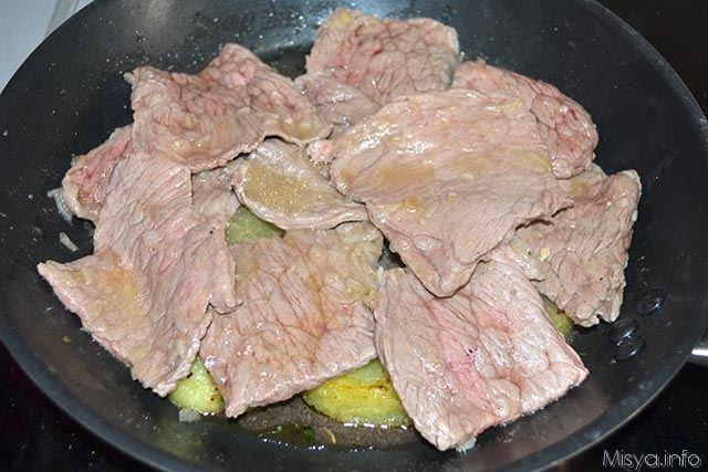 Rosticciata di carne e patate 9