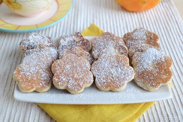 Biscotti in padella