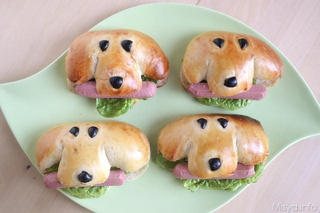 Hot Dog Puppies Pictures
