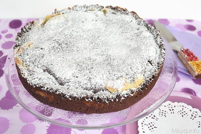 Crostata Con Mascarpone Ricetta Crostata Con Mascarpone Di Misya