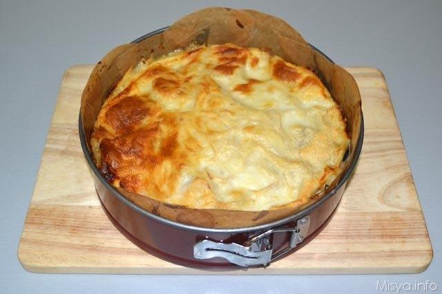 Lasagne di pane carasau 13