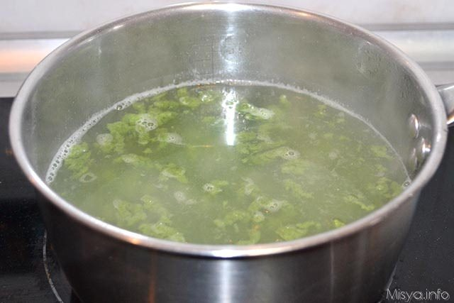 Spatzle agli spinaci 13
