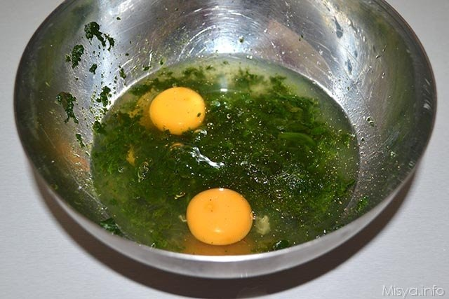 Spatzle agli spinaci 4