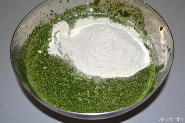 Spatzle agli spinaci 6