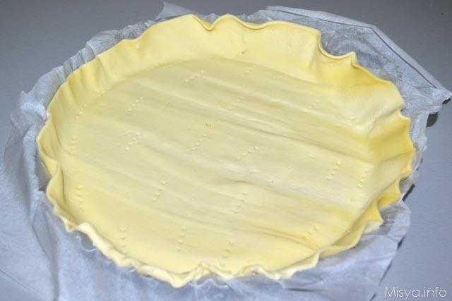 Torta salata zucca e speck 3