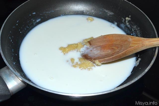 Trecce di spigola con salsa allo zafferano 8