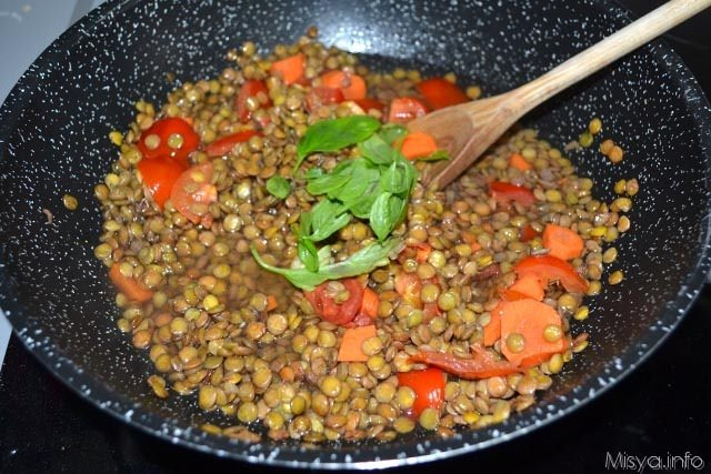 vellutata di lenticchie 4