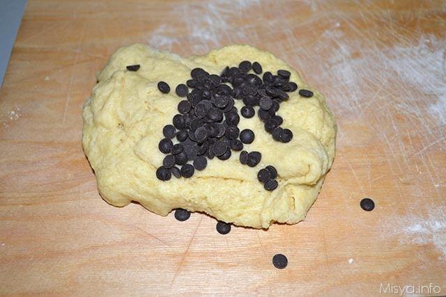 Biscotti di frolla allo yogurt 4
