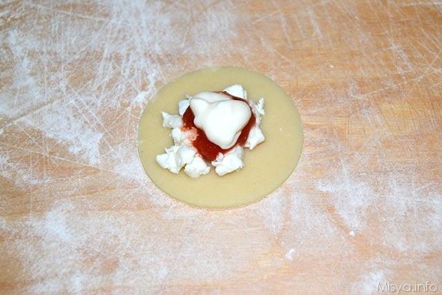 Sofficiotti pomodoro e mozzarella 9