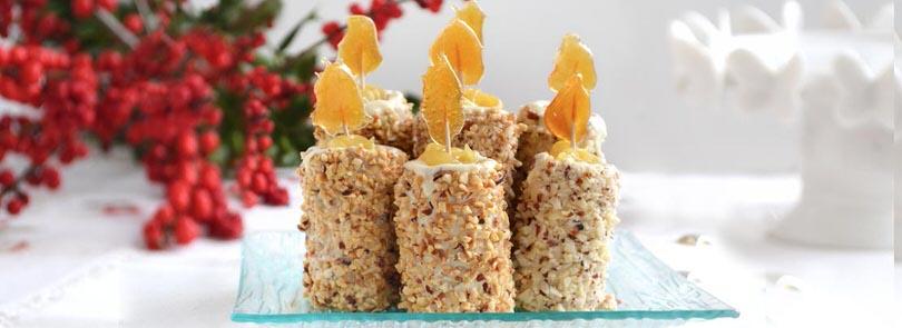 Segnaposto Natalizi Alimentari.Come Fare Decorazioni Gastronomiche Di Natale Misya Info