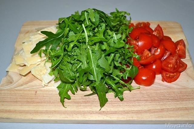 insalata di melone e rucola 6