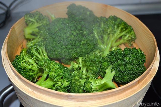Pesto di broccoli 2