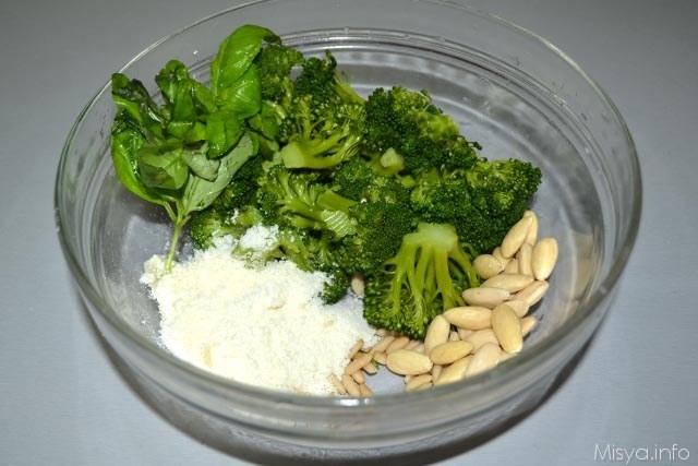 Pesto di broccoli 6