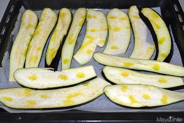 Pizza di melanzane 3