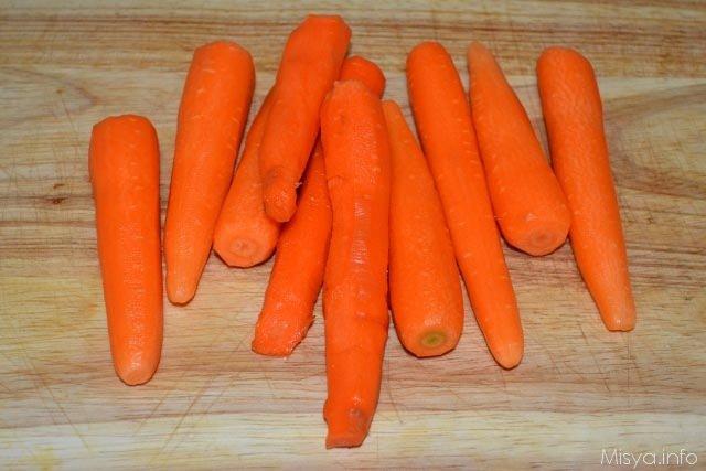 Torta di carote lesse 1