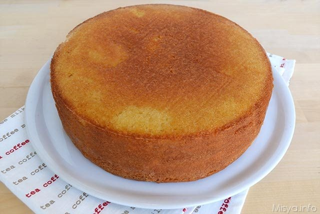Sponge cake bimby
