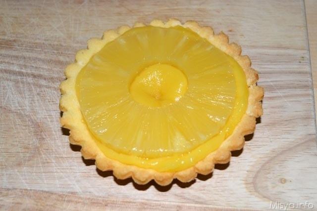 Crostatine all-ananas 16