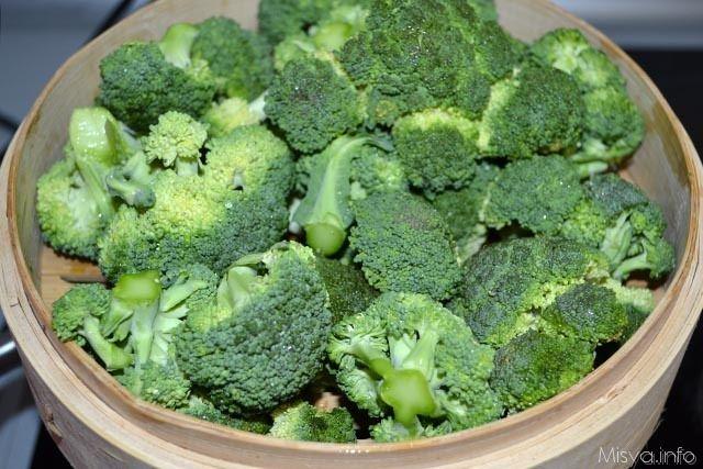 Polpettone broccoli e quinoa 1