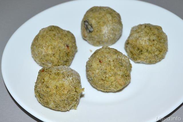 Polpettone broccoli e quinoa 13