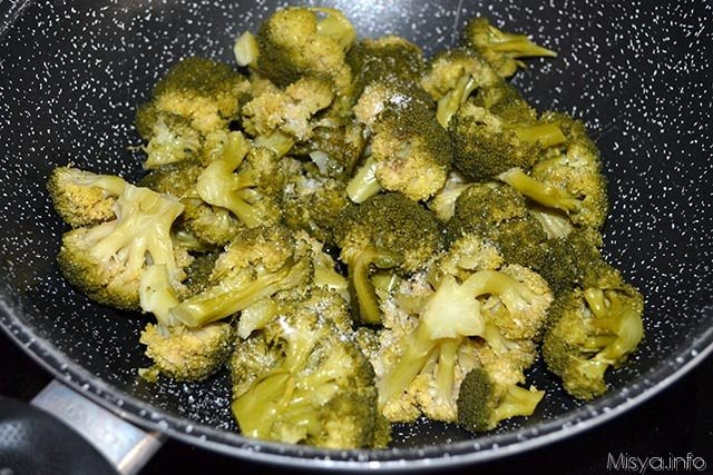 Polpettone broccoli e quinoa 4
