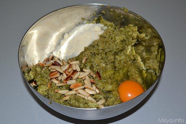Polpettone broccoli e quinoa 9