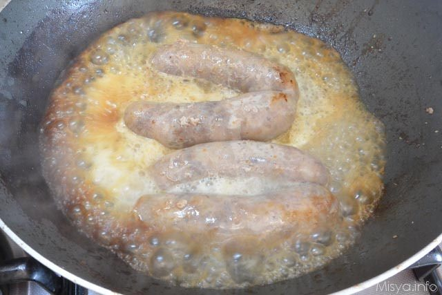 salsicce e friarielli 9
