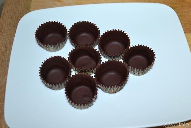 Cestini di cioccolato 5