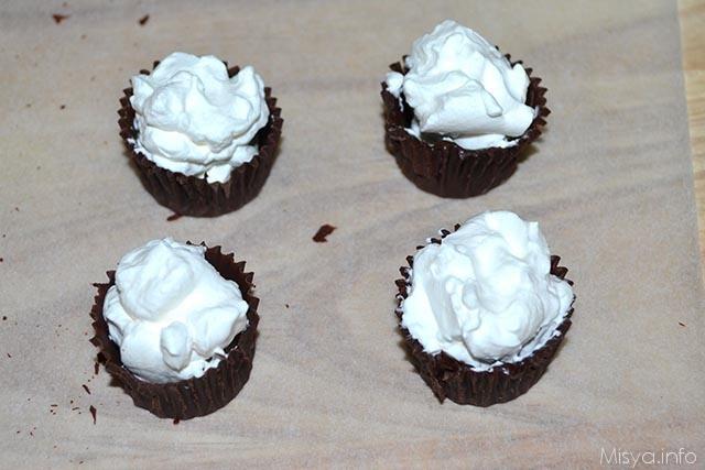 Cestini di cioccolato 7