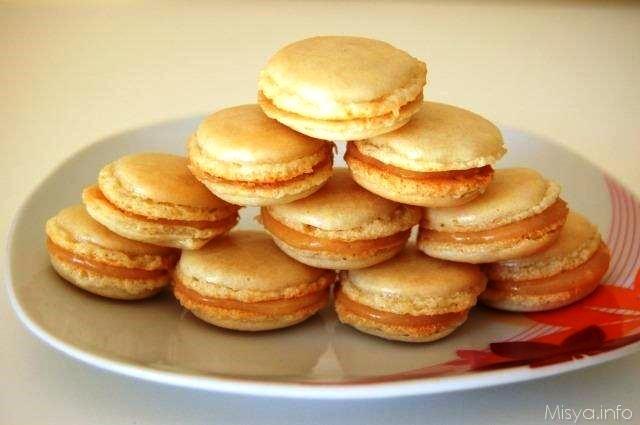 Macarons bimby