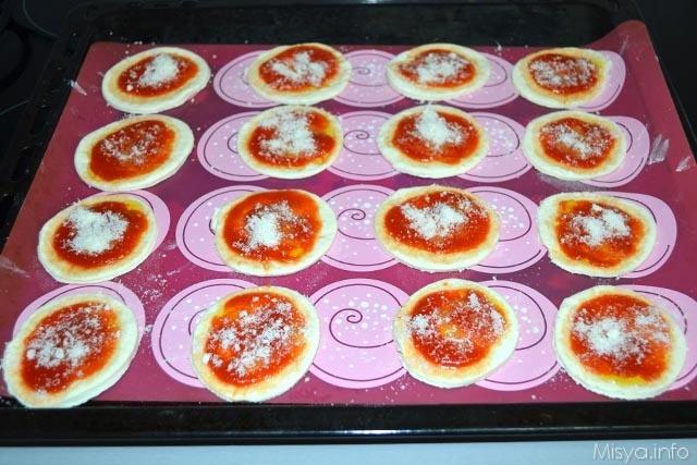 Pizzette allo yogurt 9