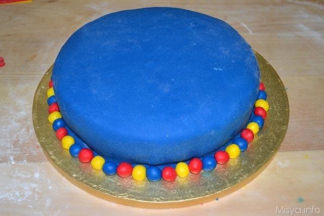 Torta superman 21