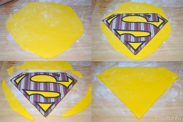 Torta superman 9