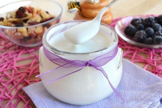 Ricetta Yogurt Bimby Con Fermenti Lattici.Yogurt Fatto In Casa Bimby Ricetta Yogurt Fatto In Casa Bimby Di Misya