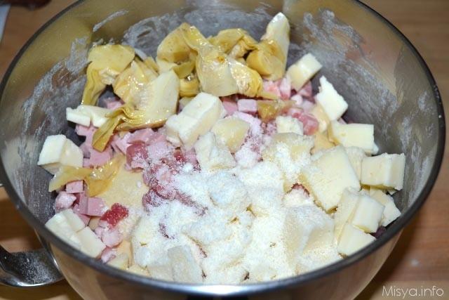 colomba salata 9