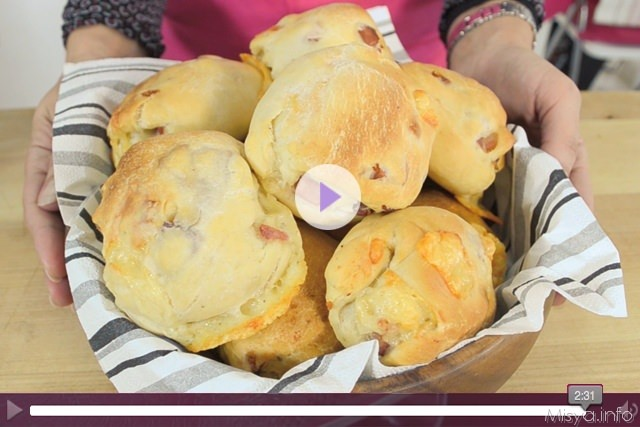 Video ricetta panini napoletani