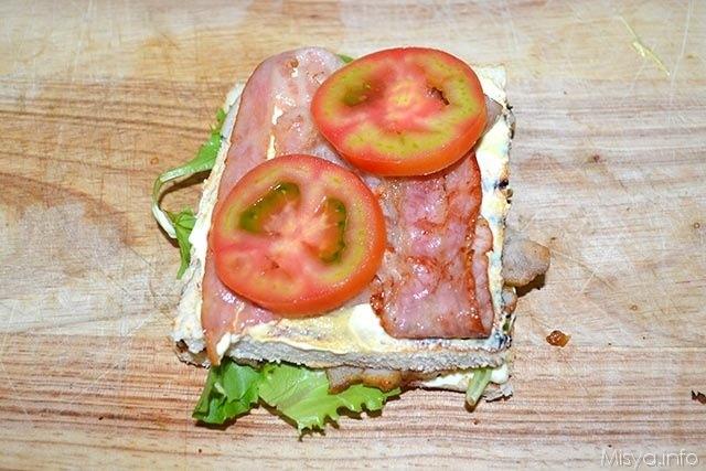 Club Sandwich 10