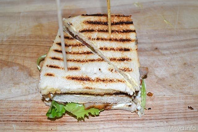 Club Sandwich 12