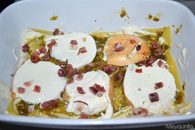 Lasagne al pistacchio 14