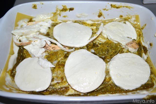 Lasagne al pistacchio 16