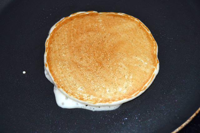 Pancake senza uova 7