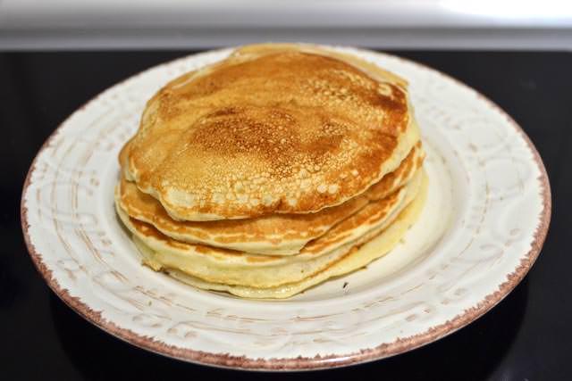 Pancake senza uova 8